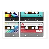 Cassette tape Single