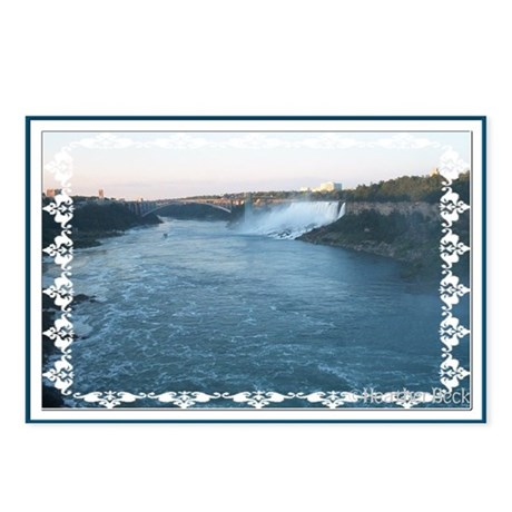 06falls01postcards (Package of 8)