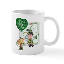 Happy St Mug