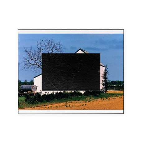 American Barns No. 2 Picture Frame