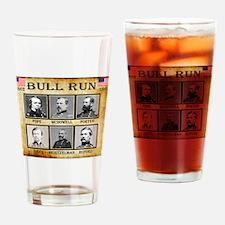 Bull Run (2nd) - Union Drinking Glass