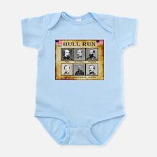 Bull Run (2nd) - Union Infant Bodysuit