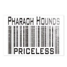 Pharaoh Hound Dog Lover Owner Postcards (Package o