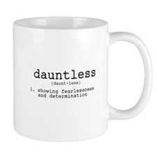 Dauntless Definition Mug