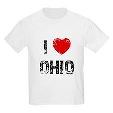 I * Ohio Kids T-Shirt