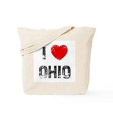 I * Ohio Tote Bag