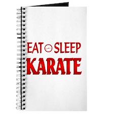 Eat Sleep Karate Journal