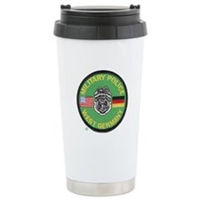 U S Military Police West Germany Travel Mug