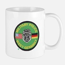 U S Military Police West Germany Mug