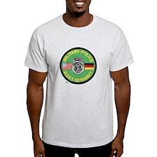 U S Military Police West Germany T-Shirt