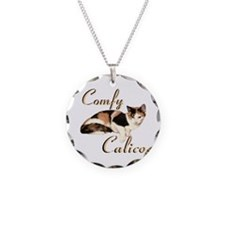 Cool Calico Necklace