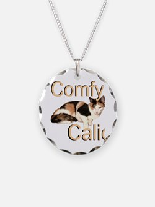 Cute Calico Necklace