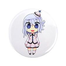 "Chibi Merlin 3.5"" Button"