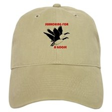 Cute Goose hunters Baseball Cap