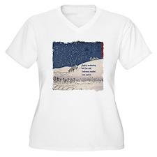 Hiroshige and Haiku T-Shirt