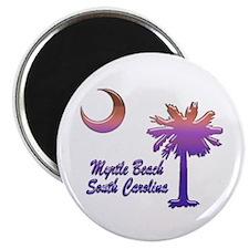 Myrtle Beach 6 Magnet