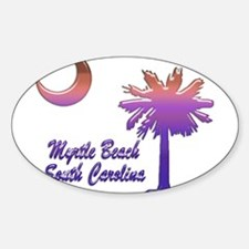 Myrtle Beach 6 Decal