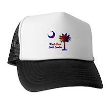 Myrtle Beach 8 Trucker Hat