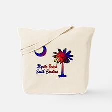Myrtle Beach 8 Tote Bag