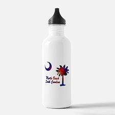 Myrtle Beach 8 Water Bottle