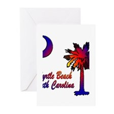 Myrtle Beach 8 Greeting Cards (Pk of 10)
