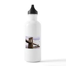 Brooklyn Bridge (Morning) Water Bottle