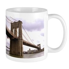 Brooklyn Bridge (Morning) Mug