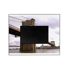 Brooklyn Bridge (Morning) Picture Frame