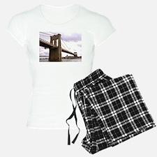 Brooklyn Bridge (Morning) Pajamas