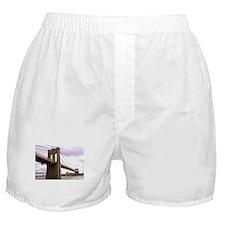 Brooklyn Bridge (Morning) Boxer Shorts