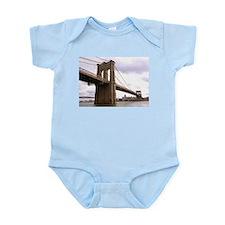 Brooklyn Bridge (Morning) Infant Bodysuit
