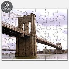 Brooklyn Bridge (Morning) Puzzle