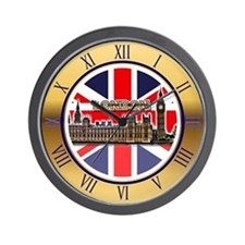 Thames River Wall Clock