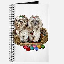 Shih Tzu Christmas Balls ZigNemo Journal