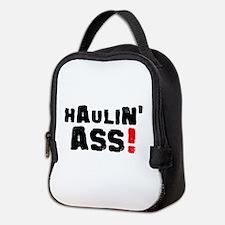 HAULIN ASS! Neoprene Lunch Bag