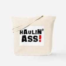 HAULIN ASS! Tote Bag