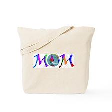 PEACE ON EARTH MOM Tote Bag