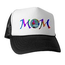 PEACE ON EARTH MOM Trucker Hat