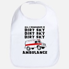 Dirt Sky Ambulance Motocross Mountain Bike Bib
