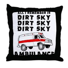 Dirt Sky Ambulance Motocross Mountain Bike Throw P