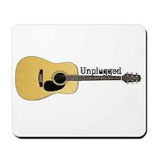 Unplugged Mousepad