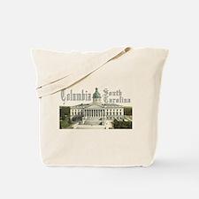 Columbia State House Tote Bag