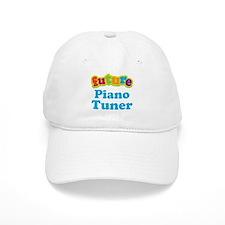 Future Piano Tuner Baseball Cap