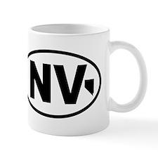Nevada Map Mug