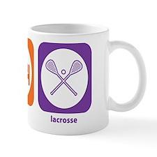 Eat Sleep Lacrosse Mug