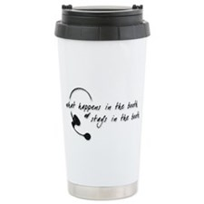 In the Booth Ceramic Travel Mug