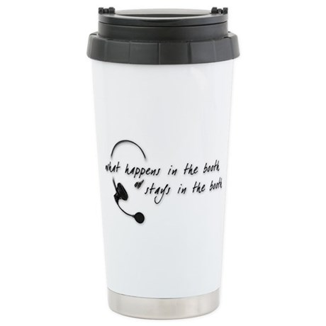 In the Booth Stainless Steel Travel Mug