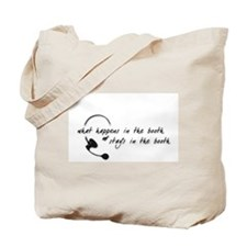 In the Booth Tote Bag