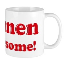 Brennen is Awesome Small Mug