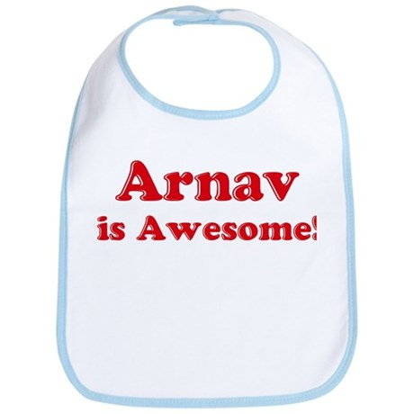 Arnav is Awesome Bib